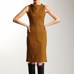 Diane Von Furstenberg Margaret Wool Sheath Dress